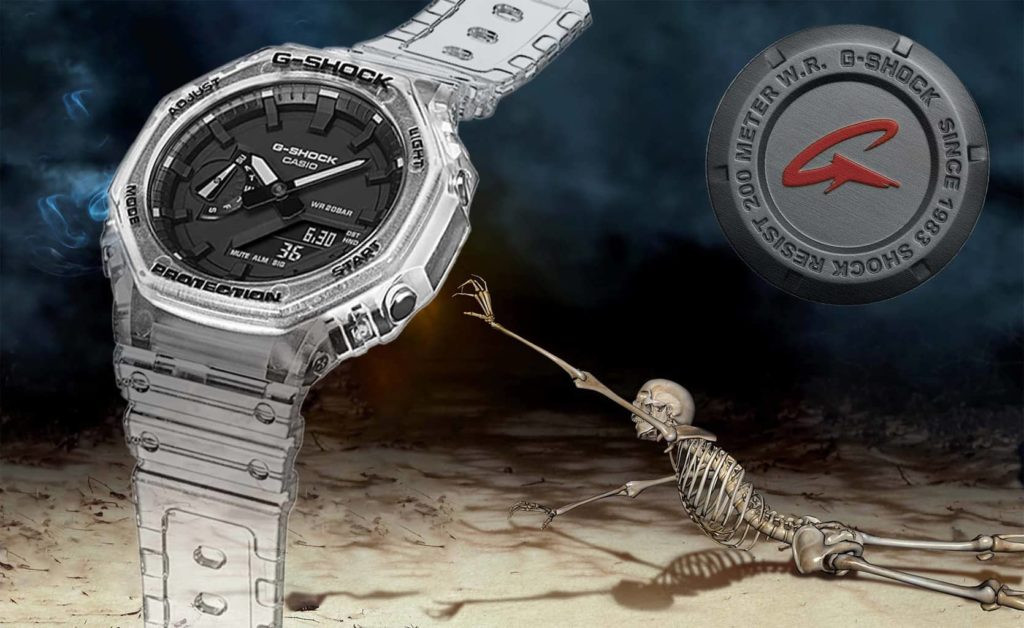 G-Shock Skeleton